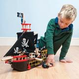 Le Toy Van - Barbarossa Pirátska Loď