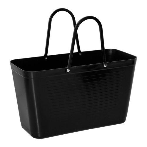 HINZA taška - čierna