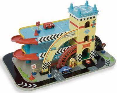 Le Toy Van - Auto Garáž MIKE