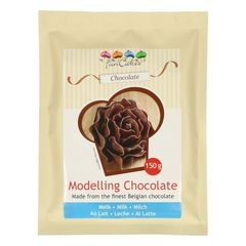 Modelovacia čokoláda mliečna 150g