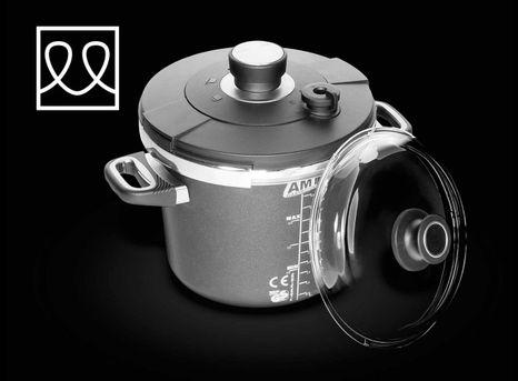 AMT - tlakový hrniec 24 cm/5,5 l