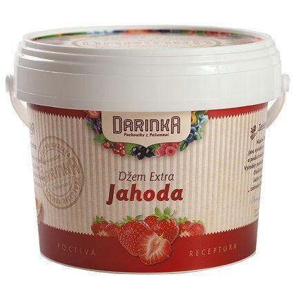 Darinka džem jahodový 1kg