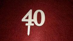 Drevený zápich - 40