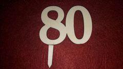 Drevený zápich - 80