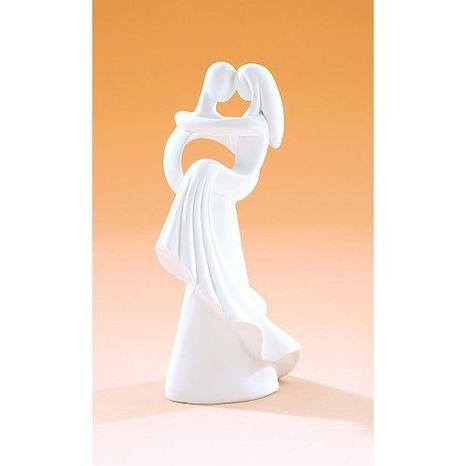 Figúrka svadobná mladomanželia 15cm