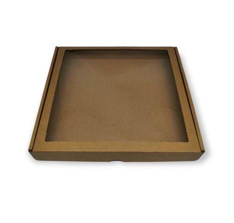 Krabica na drobné pečivo č. 32 24x24x3cm