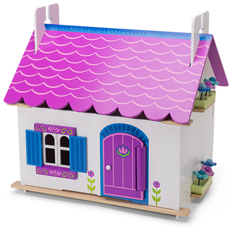 Le Toy Van - Domček pre bábiky Annin malý dom