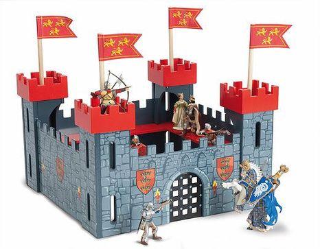 Le toy van - Môj prvý hrad