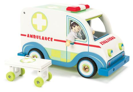 Le Toy Van - Sanitka / set