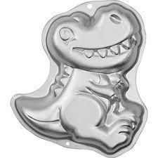 PRENÁJOM - Forma na pečenie dinosaurus