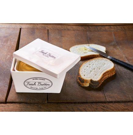 Riviera Maison - Nádoba na maslo Fresh butter